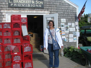 Brackett & Son, Monhegan